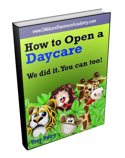 How to Open a Daycare eBook